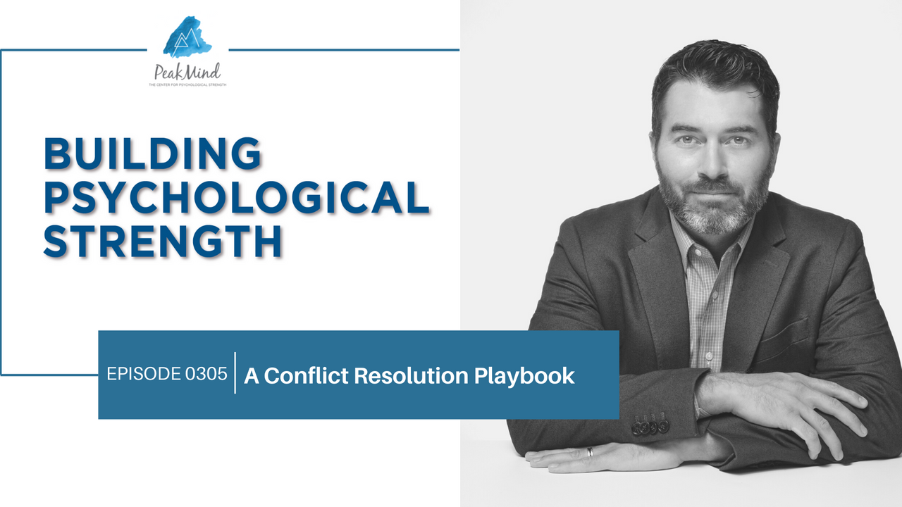 Conflict Resolution Jeremy Pollack
