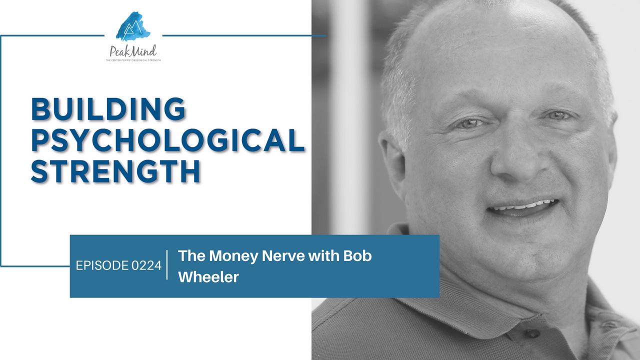 Psychological strength and life design money mindset