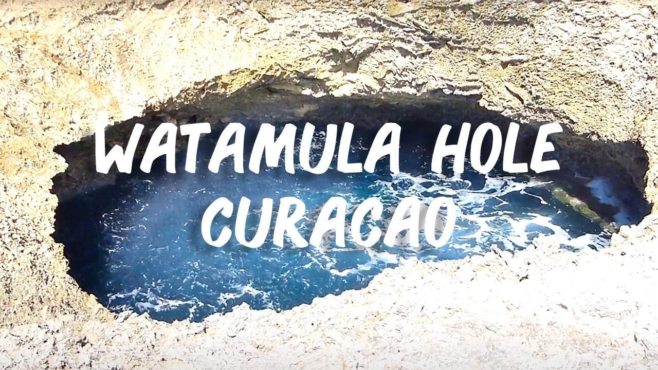 Watamula Hole, Curacao