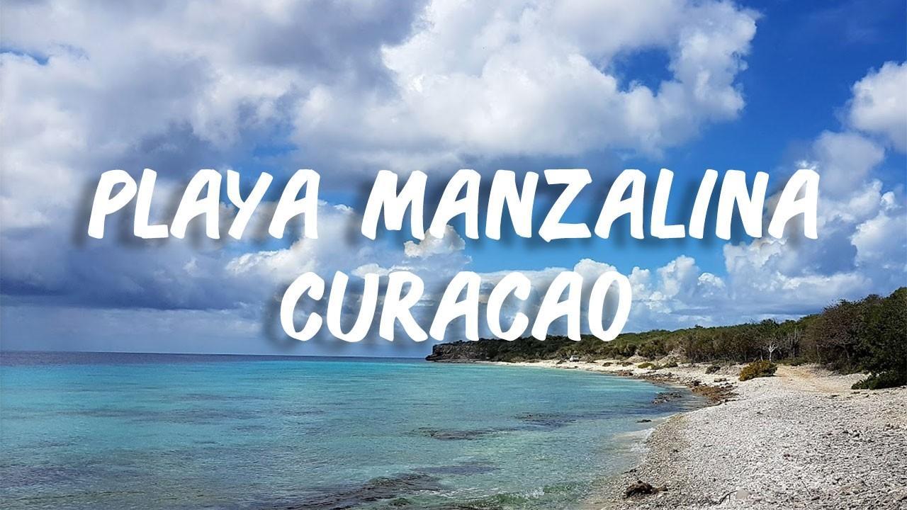 Playa Manzalina, Curacao