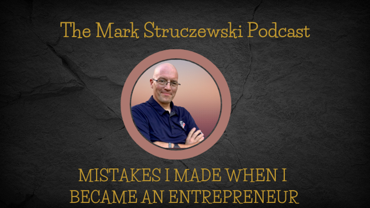 Mistakes I Made When I Became an Entrepreneur