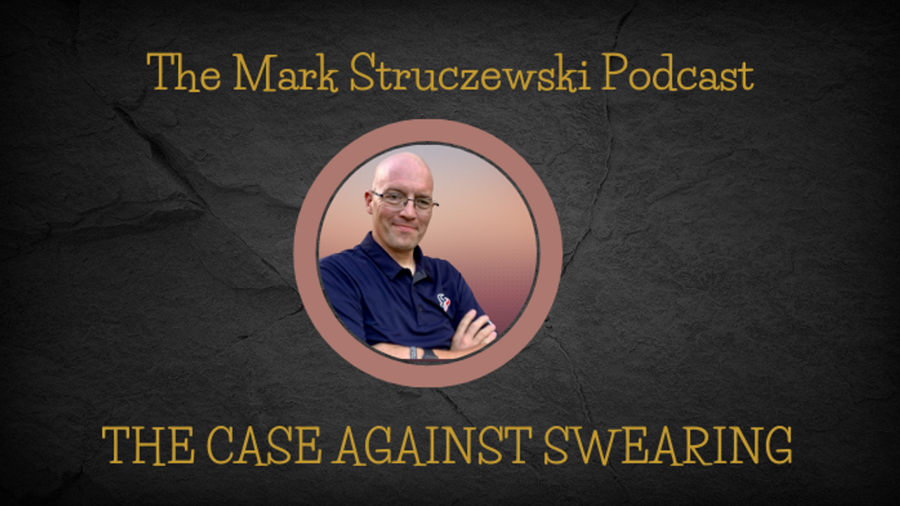 The Case Against Swearing