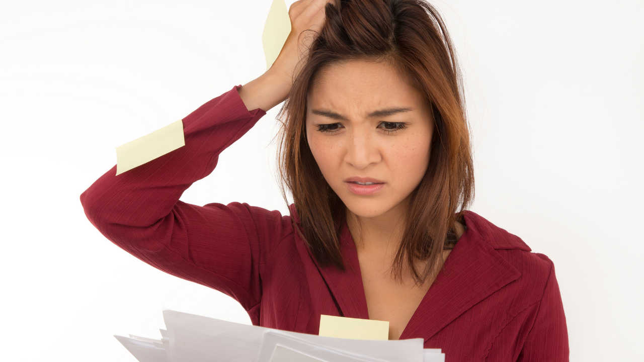 Simple Ways to Deal with Overwhelm