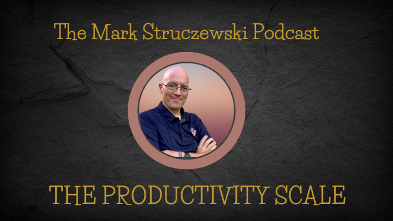 The Productivity Scale