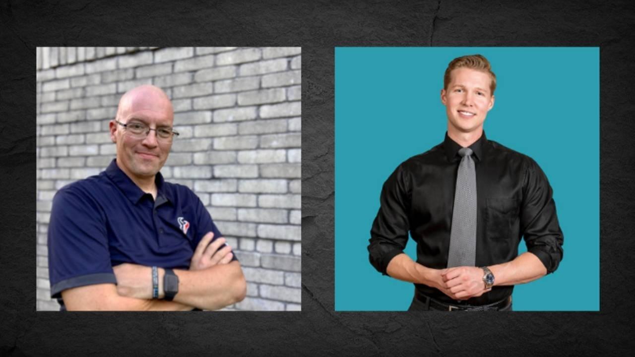 Mark Struczewski, Alan Lazaros