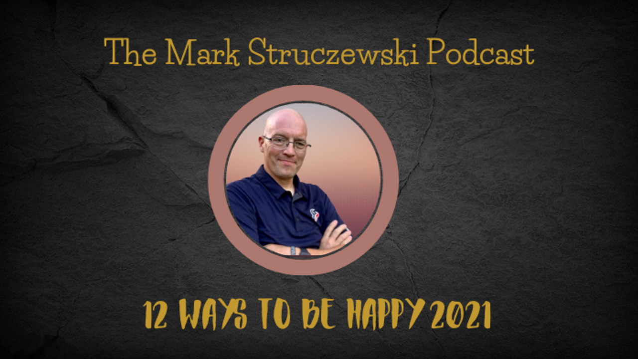 12 Ways to be Happy 2021