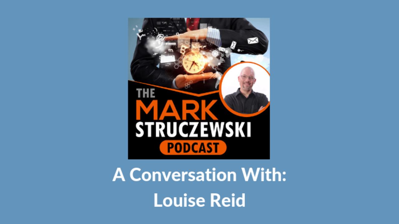 Mark Struczewski, Louise Reid