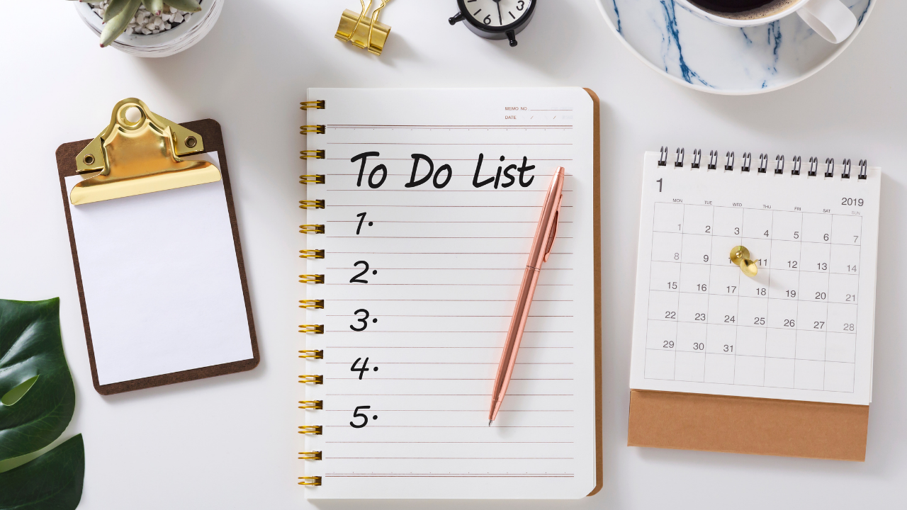 3 Mistakes People Make When Using a To-Do List