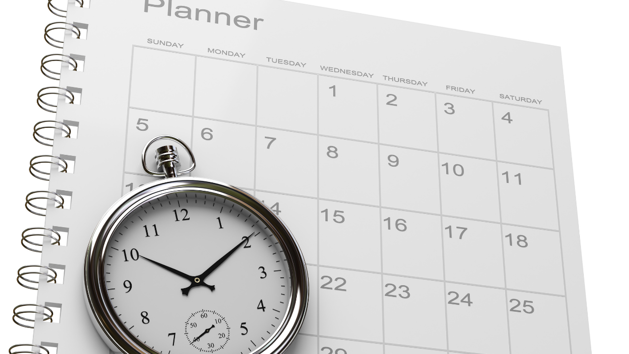 Planners, Planners, and Planners...OH MY!