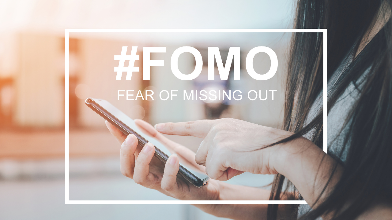 FOMO and Your Productivity