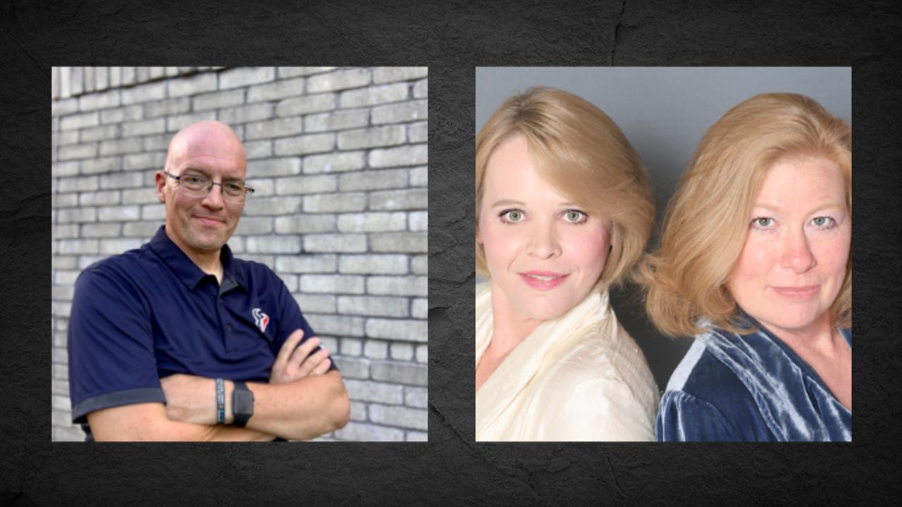 Mark Struczewski, Valerie Jennings, Johnna Londen