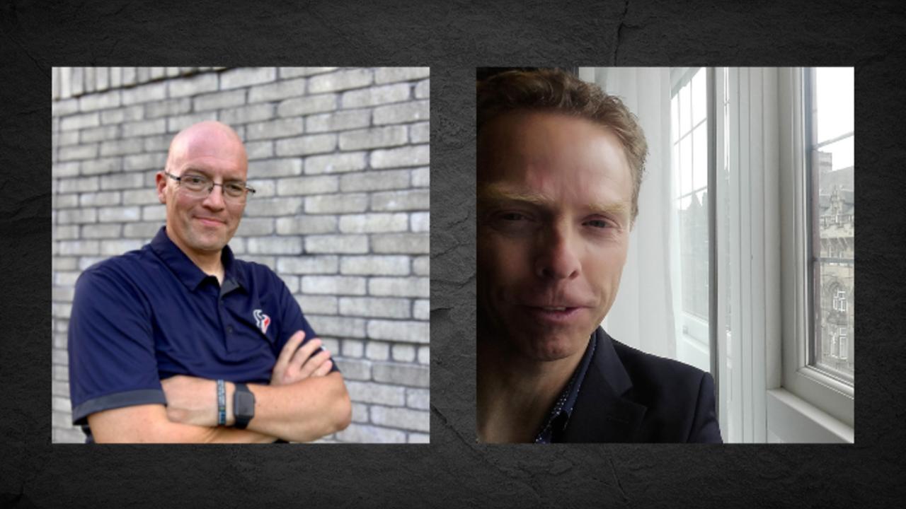 Mark Struczewski, David Hennessey