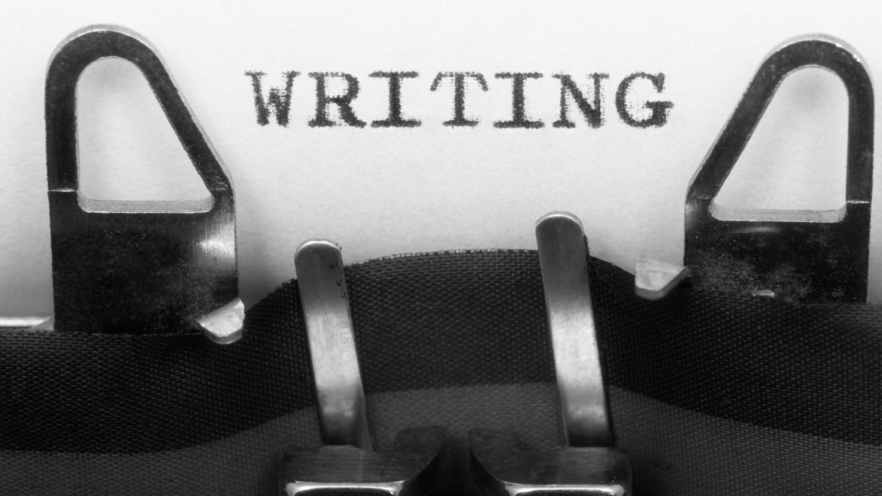 My New Habit: Writing (Again!)