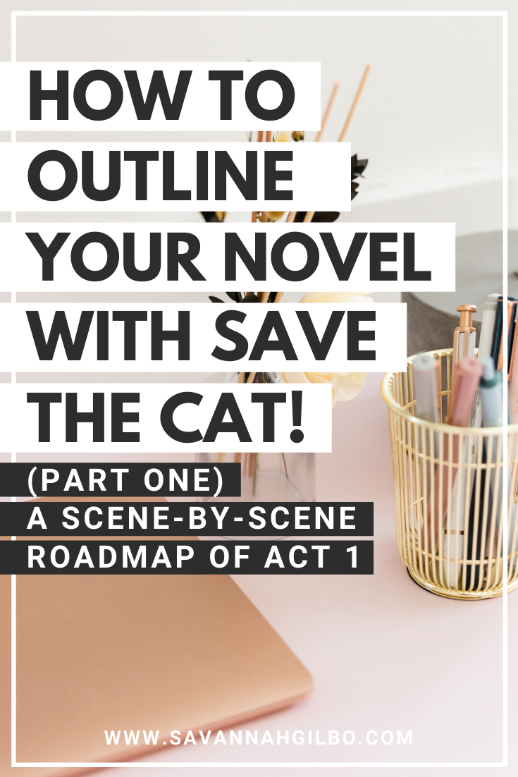 How to Plot a Novel Using the Save the Cat Beat Sheet   Savannah Gilbo - Want to learn how to write a book that works? Check out this step-by-step guide on how to plot your story using the Save the Cat beat sheet. I'll show you how to plot the beginning of your story, or how to structure act one. Free worksheet and other writing tips included, too! #amwriting #writingtips #writingcommunity