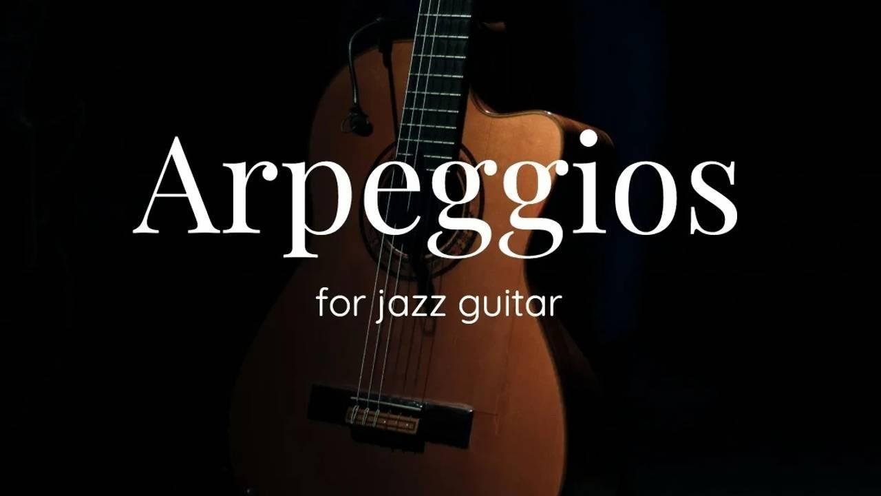 jazz-guitar-arpeggios