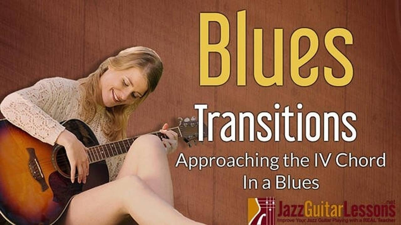 Blues Transitions
