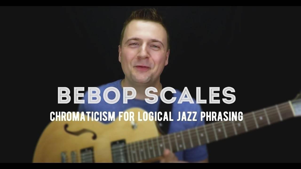 bebop-scales