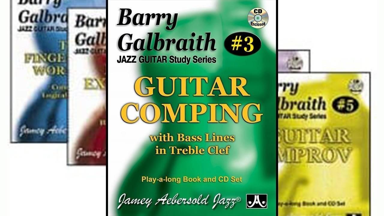 Barry Galbraith Comping Studies