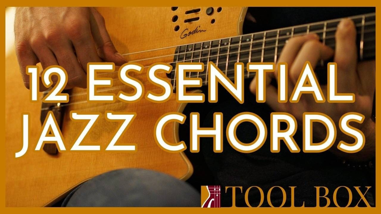 Twelve Essential Chords