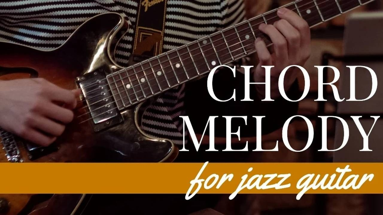 chord-melody-for-jazz-guitar