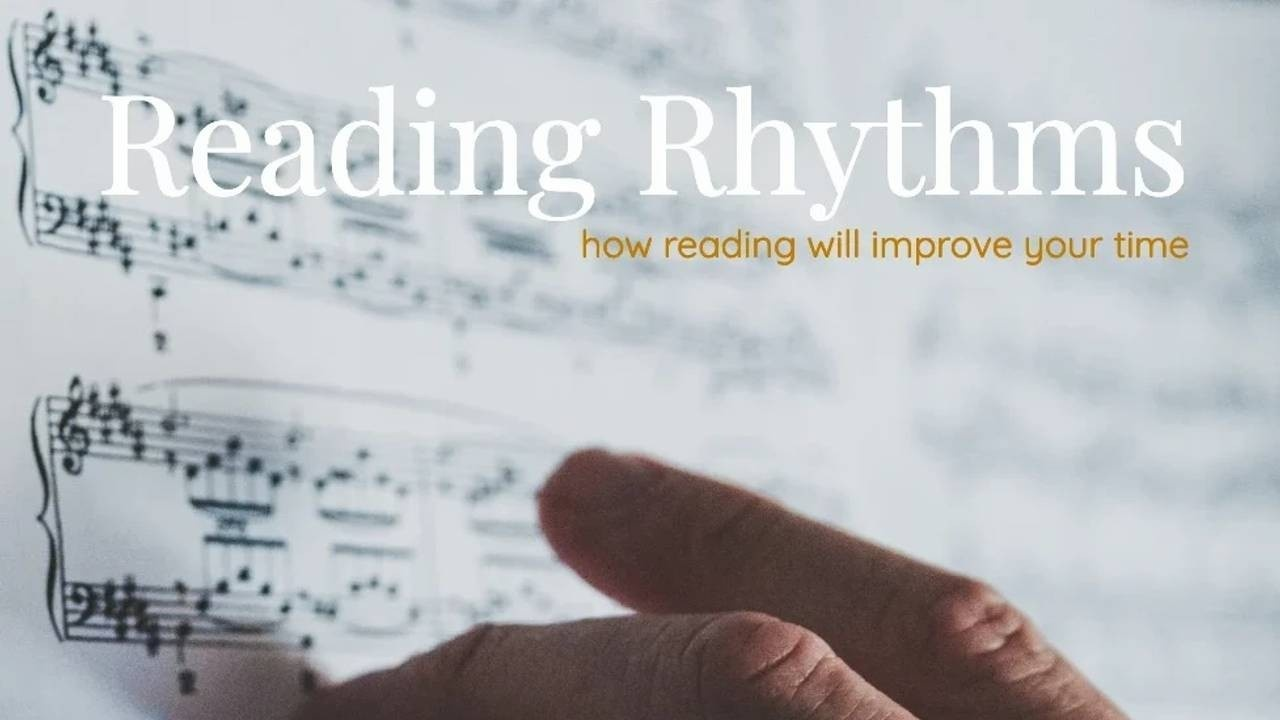 How to Read Rhythms for Jazz Guitar - Blog post