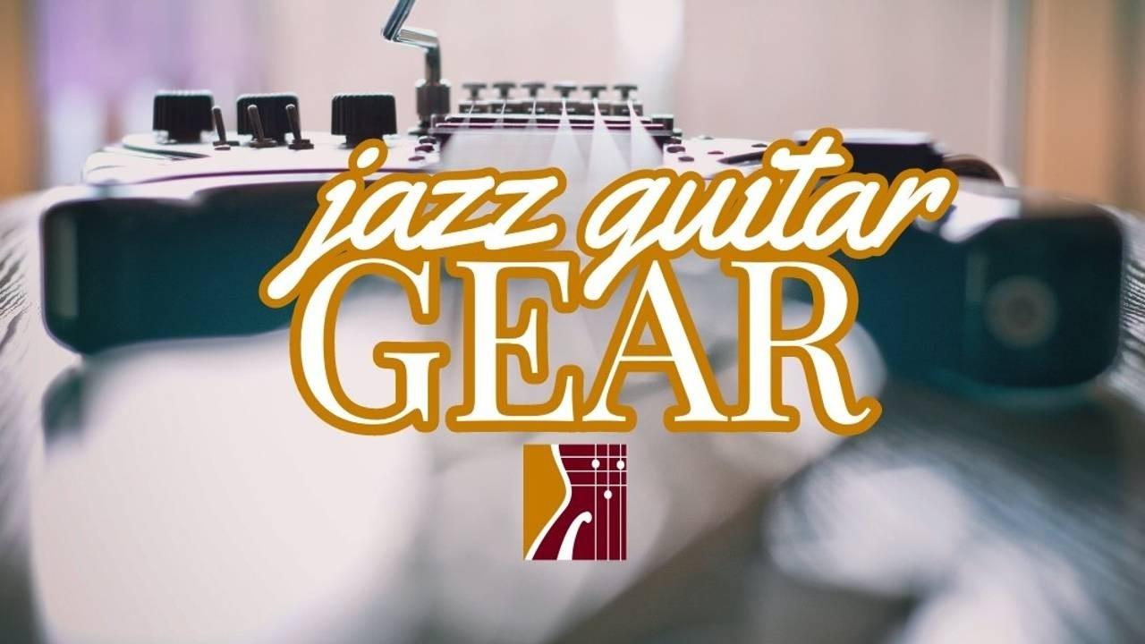 jazz-guitar-gear