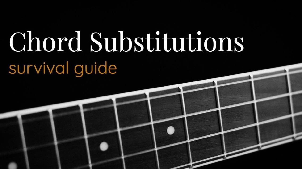chord-substitutions