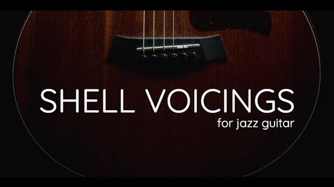 How To Use 3-Note Jazz Guitar Chords