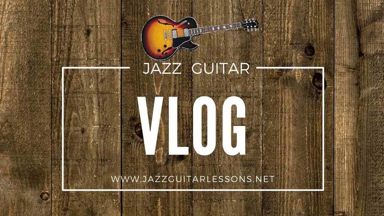Jazz-Guitar-Vlog