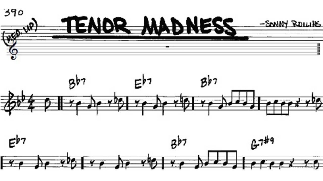 tenor-madness
