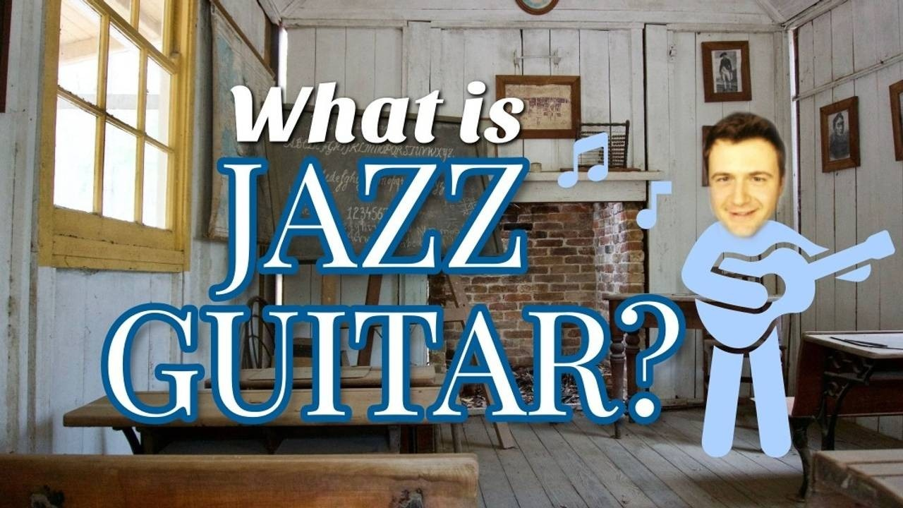 what-is-jazz-guitar