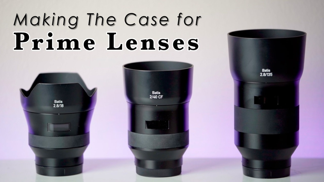Making the Case for Prime Lenses