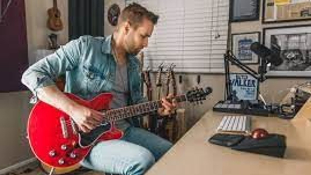 Mike Meiers, Songwriting for Guitar Coach
