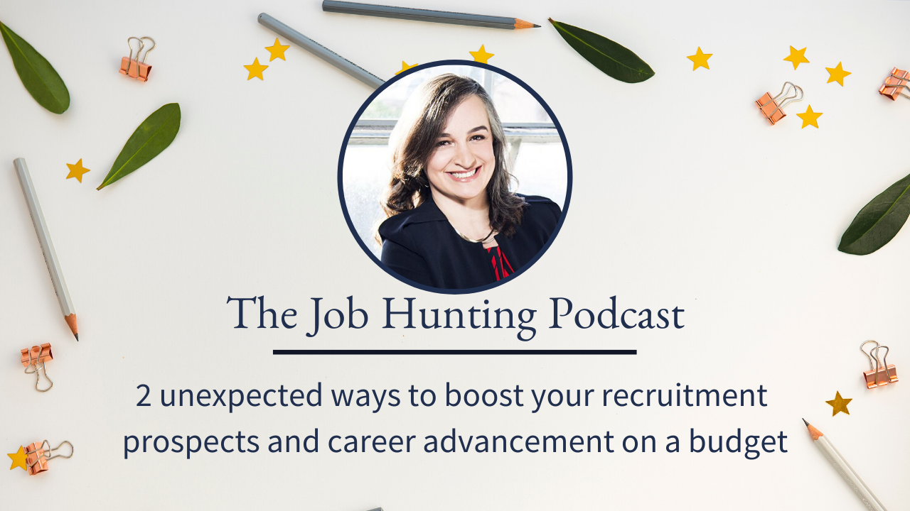The Job Hunting Podcast Episode 12