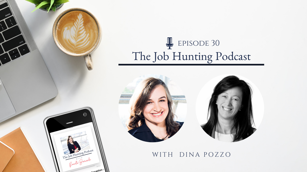 The Job Hunting Podcast Episode 30