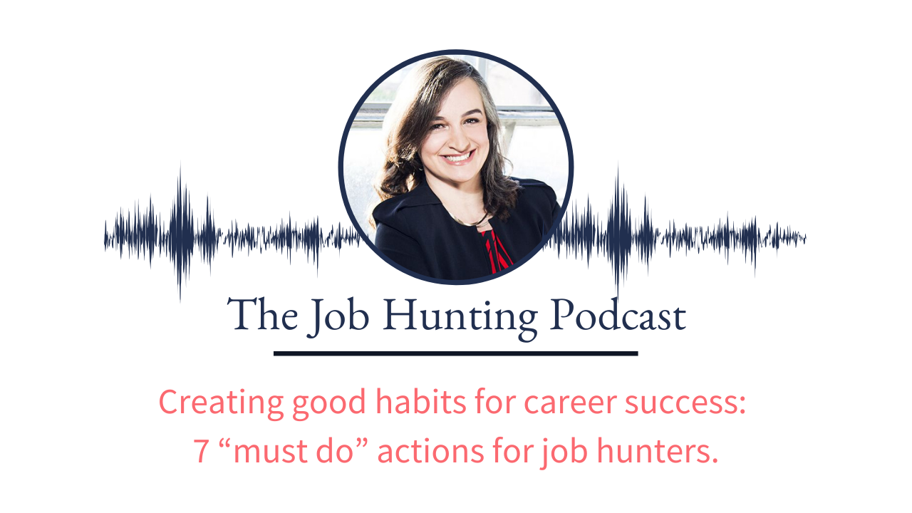The Job Hunting Podcast Episode 14
