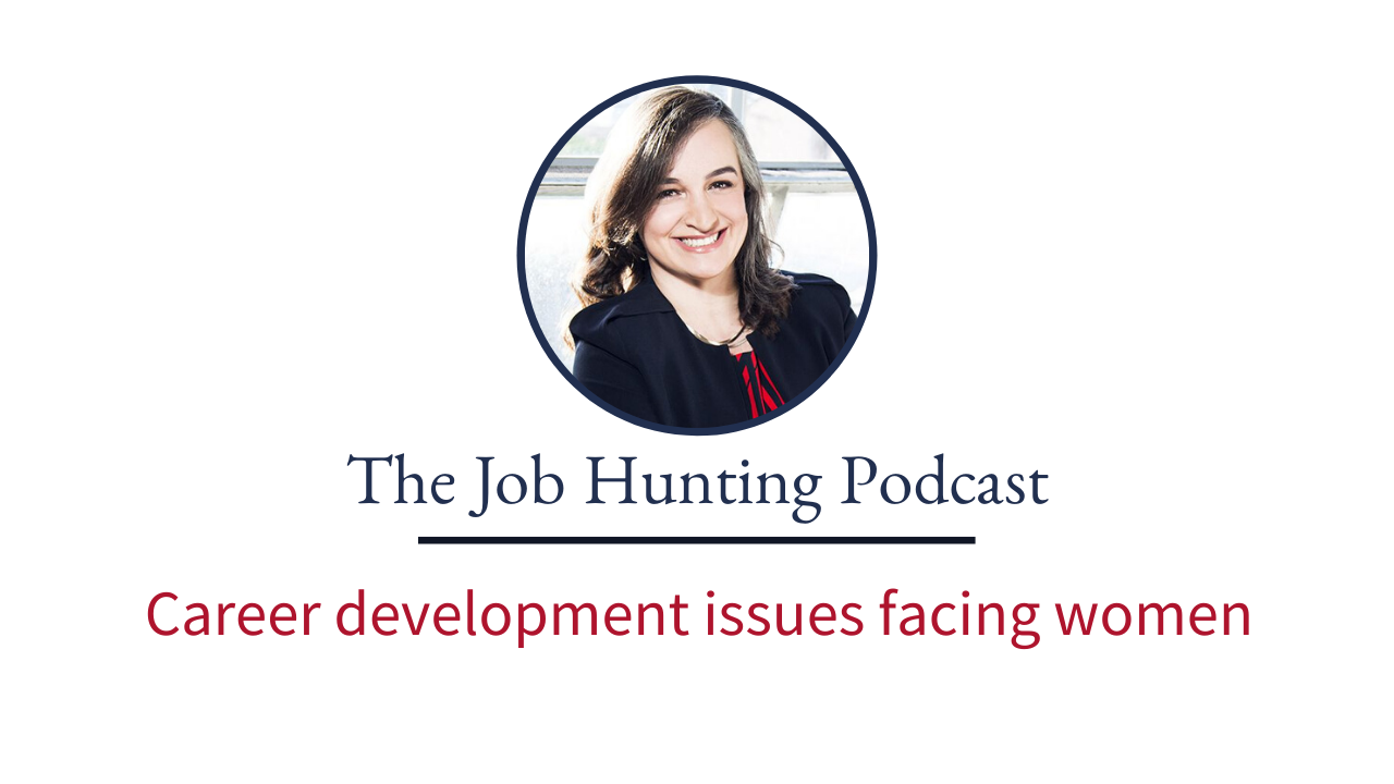 The Job Hunting Podcast Episode 21