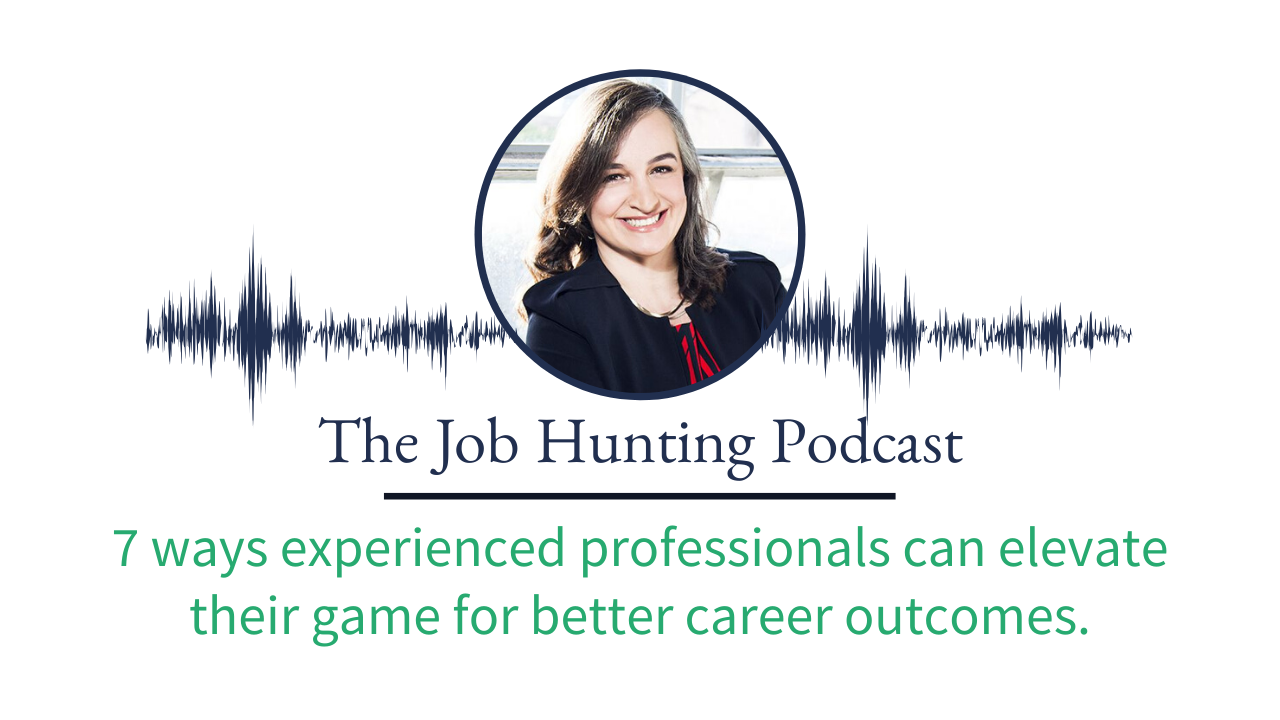 The Job Hunting Podcast Episode 16