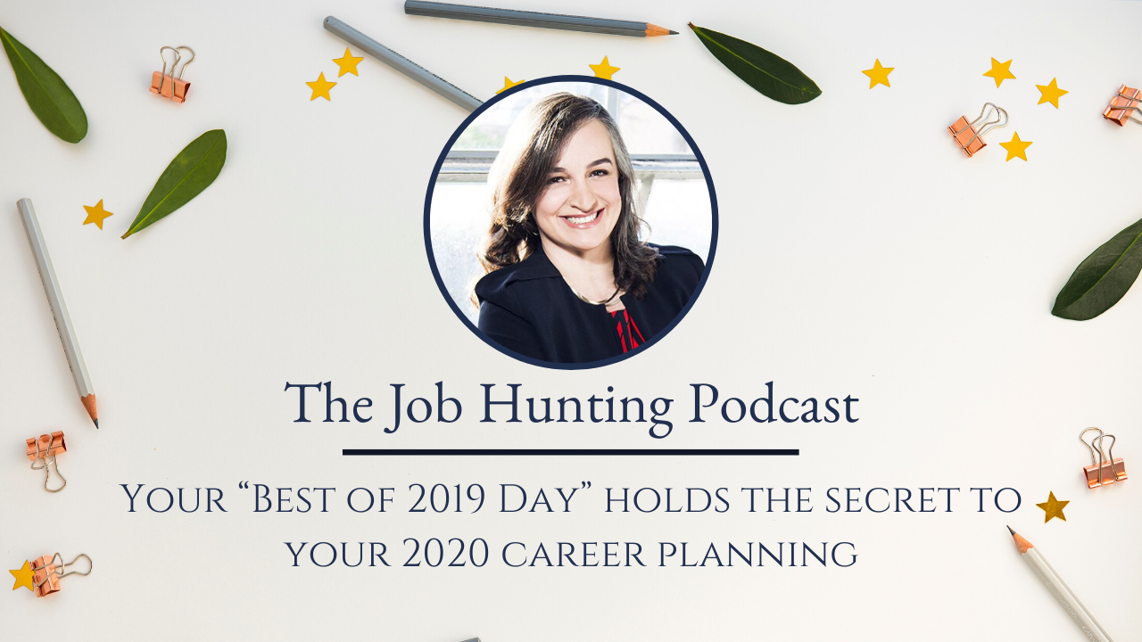The Job Hunting Podcast Episode 10