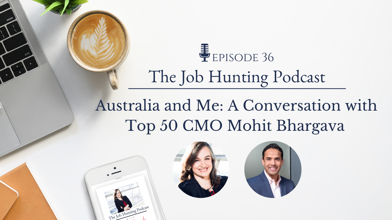 The Job Hunting Podcast Episode 36