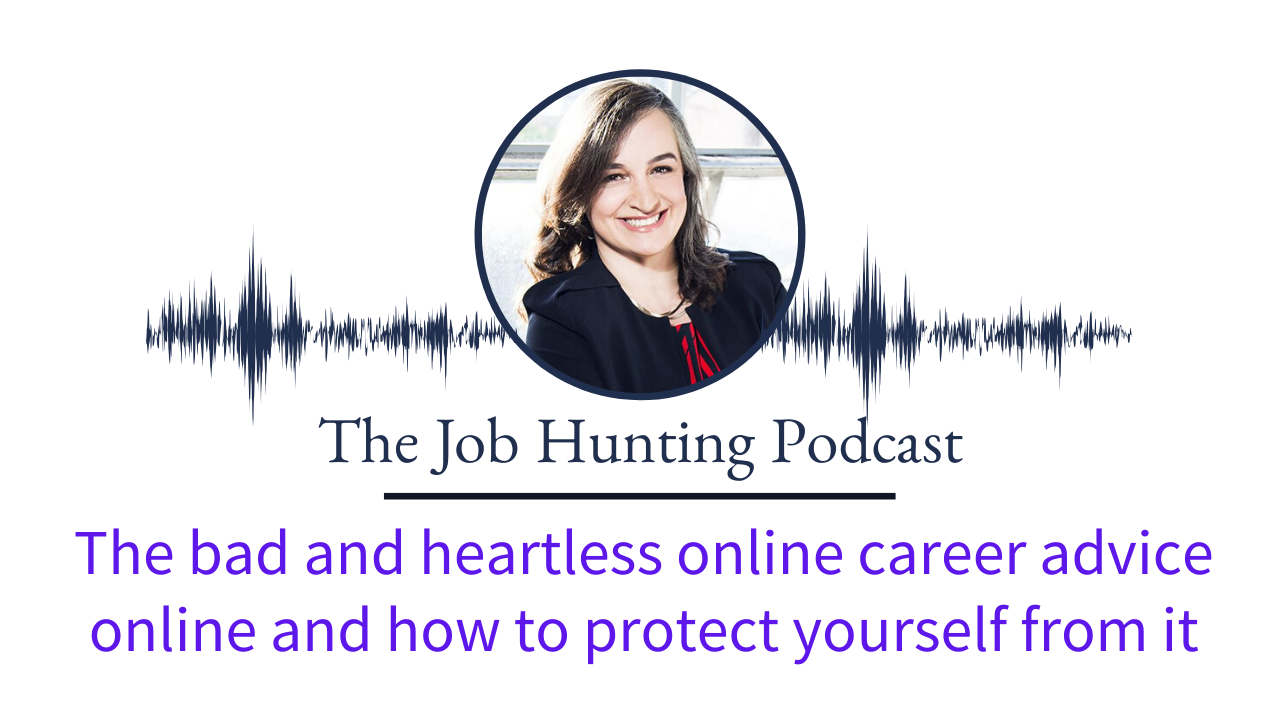 The Job Hunting Podcast Episode 20