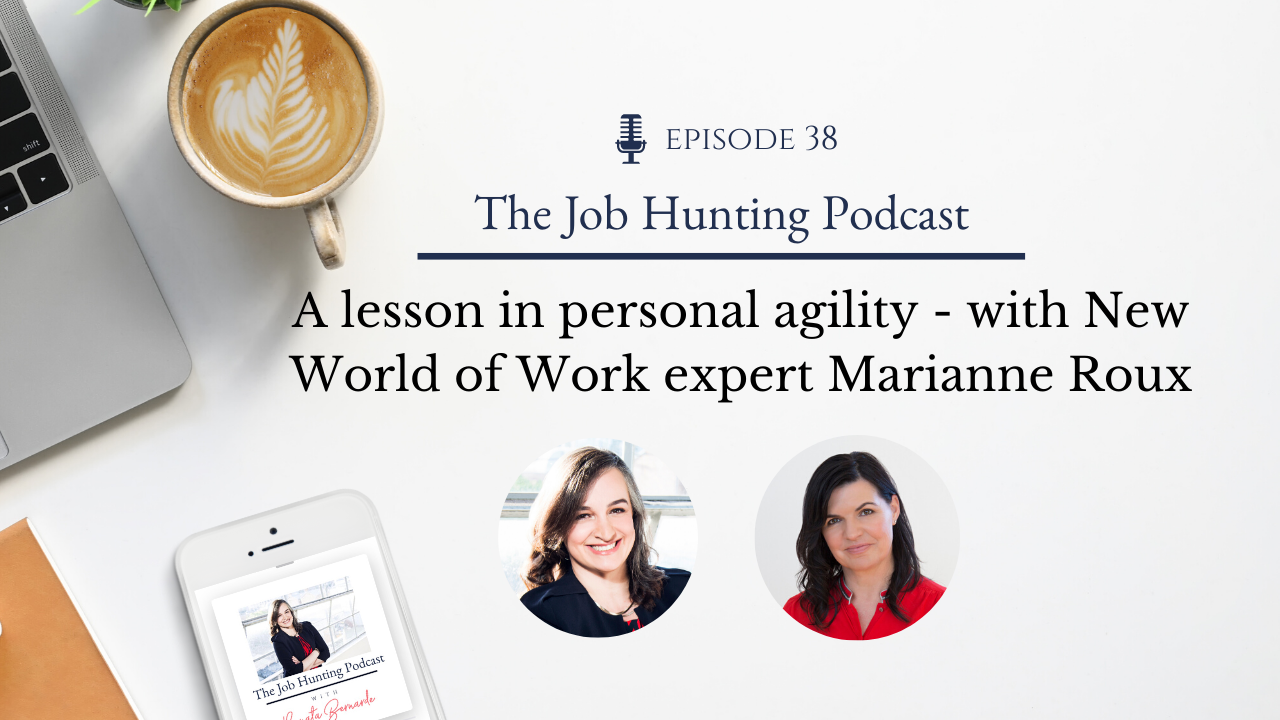 The Job Hunting Podcast Episode 38