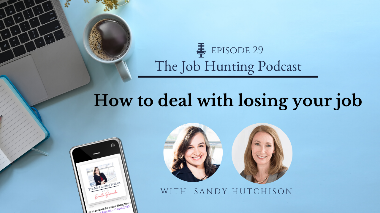 The Job Hunting Podcast Episode 29