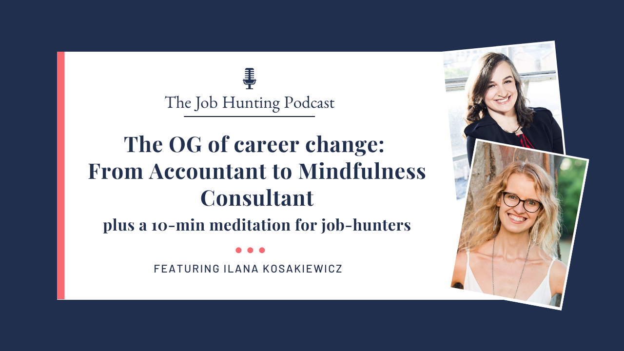 The Job Hunting Podcast Episode 74