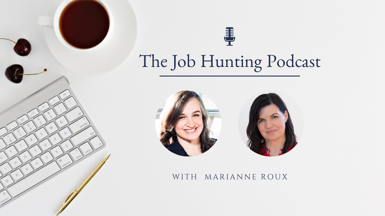 The Job Hunting Podcast Episode 25