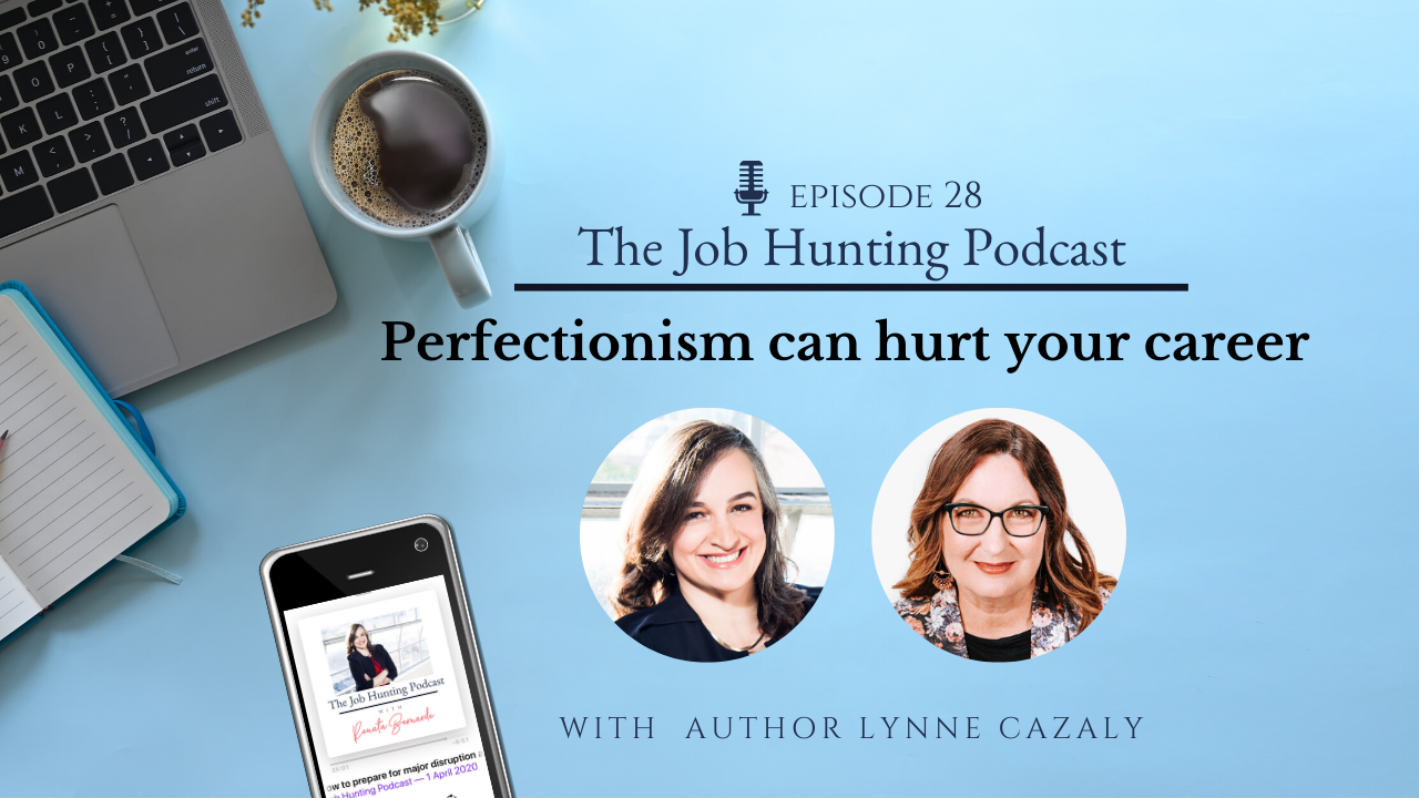 The Job Hunting Podcast Episode 28