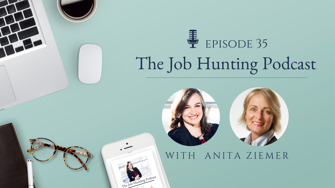 The Job Hunting Podcast Episode 35