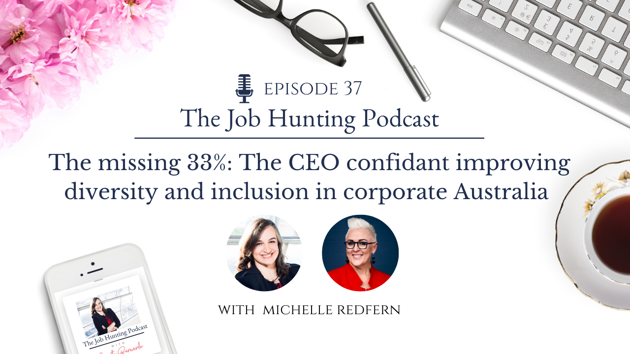 The Job Hunting Podcast Episode 37