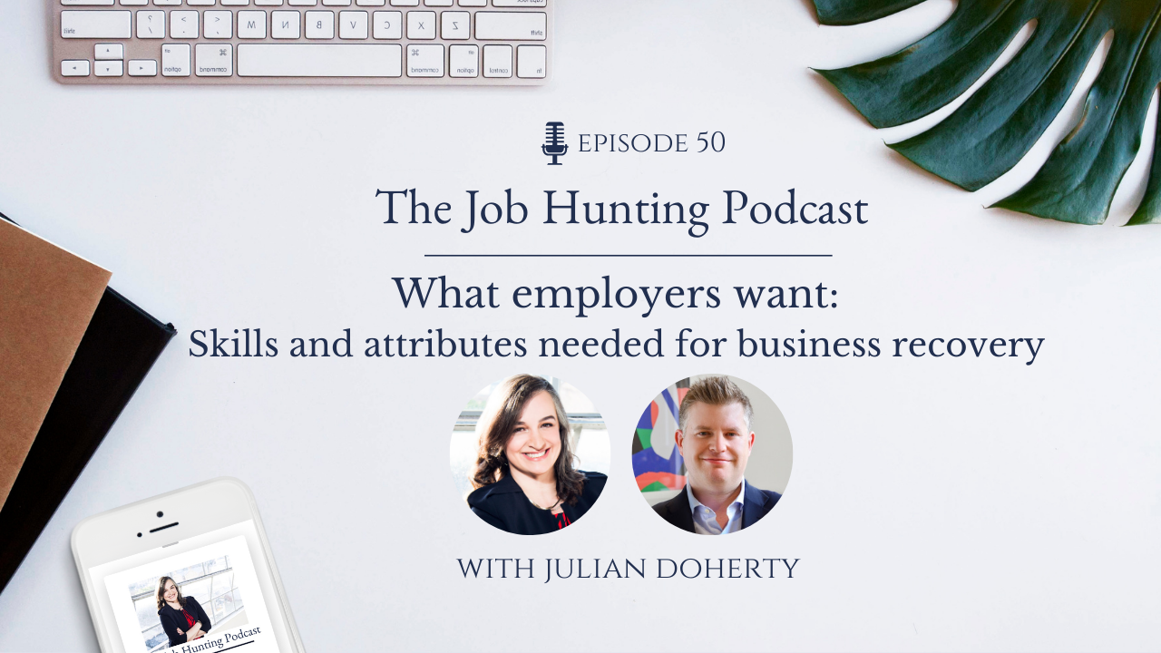 The Job Hunting Podcast Episode 50