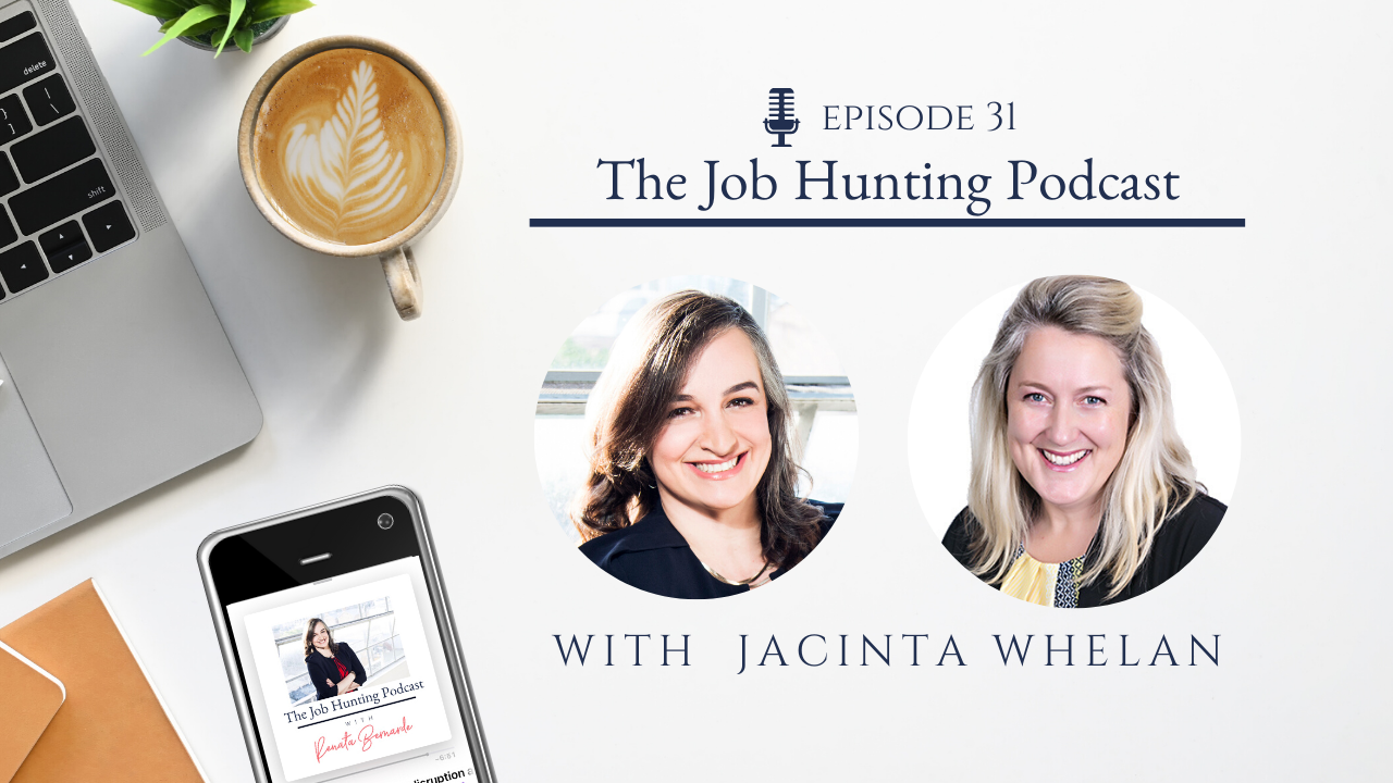 The Job Hunting Podcast Episode 31